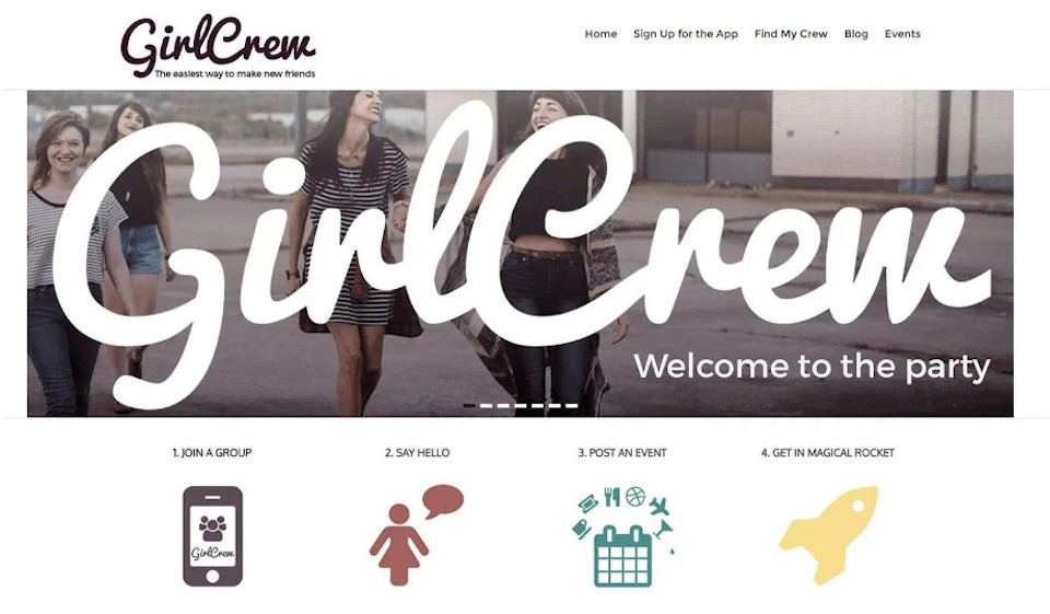 GirlCrew im Test 2021